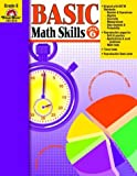 Basic Math Skills, Grade 6, Evan-Moor, 1557999392