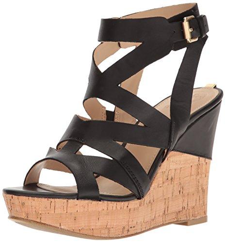 GUESS Womens Hannele Wedge Sandal
