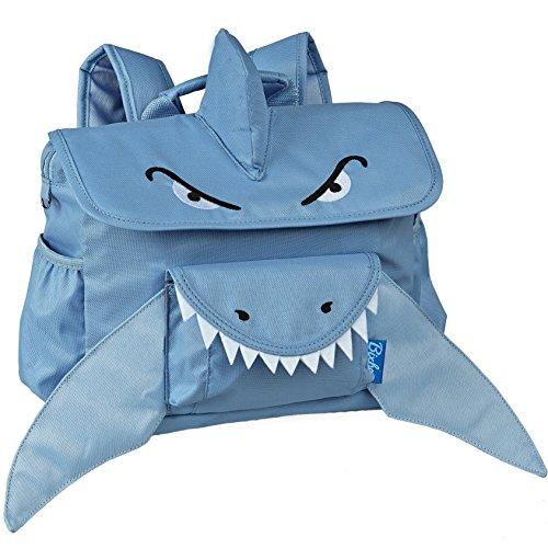 bixbee-animal-pack-sharks-kids-backpack-small-blue
