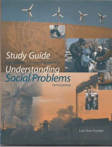social problems study guide Welcome this is a course guide for soc 241: modern social problems this guide will walk you through finding research and articles for your assignments.