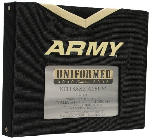UNIFORMED U.S. Military Academy Keepsake/Photo (Military Keepsake)