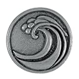 Wave Lapel Pin - 100 Count