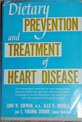 Dietary prevention and treatment of heart disease: John