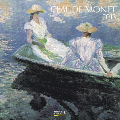 Claude Monet 2013. Broschürenkalender