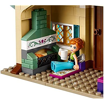LEGO Disney Princess Anna and The Snow Queen 41068 Allendale Castle [Parallel Import Goods]: Toys & Games