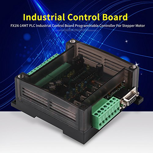 FX1N-14MT PLC Industrial Control Board Stepper Motor Motion Programmable Controller by Walfront (Image #1)