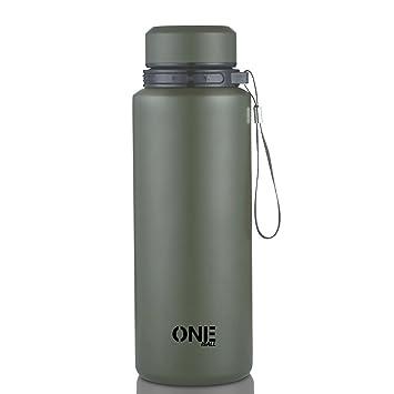 Vacío aislado botella de agua, botella de agua, térmica de ...