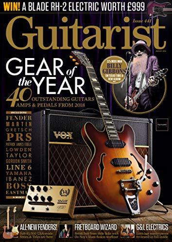Magazines : Guitarist