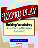 Word Play, Sandra R. Whitaker, 0325013721