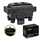 QYL Ignition Coil for Ford Jaguar XJ12 Mazda MPV B3000 Mercury V6 Compatible with FD488 C901