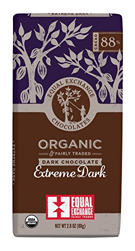 equal-exchange-organic-extreme-dark-chocolate-bar-88-cacao-282-ounce-pack-of-12