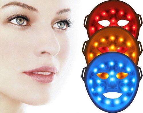 美顔 B00XBEC9II 立体三色モデル LEDマスク LEDマスク LED美顔器 立体三色モデル B00XBEC9II, D7 パーツ ビーズ 手芸素材:9a553f7e --- forums.joybit.com