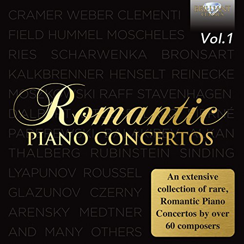 Romantic Piano Concertos, Vol. ()