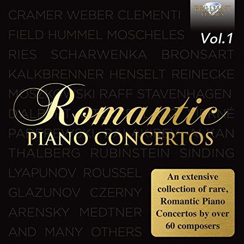 (Romantic Piano Concertos, Vol.)