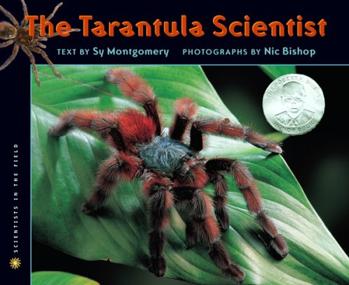 The Tarantula Scientist (Scientists in the Field Series): Montgomery, Sy,  Bishop, Nic: 9780618915774: Amazon.com: Books