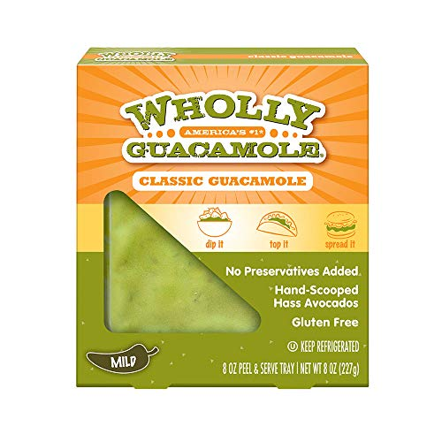 Wholly Guacamole, Classic Guacamole, 8 oz