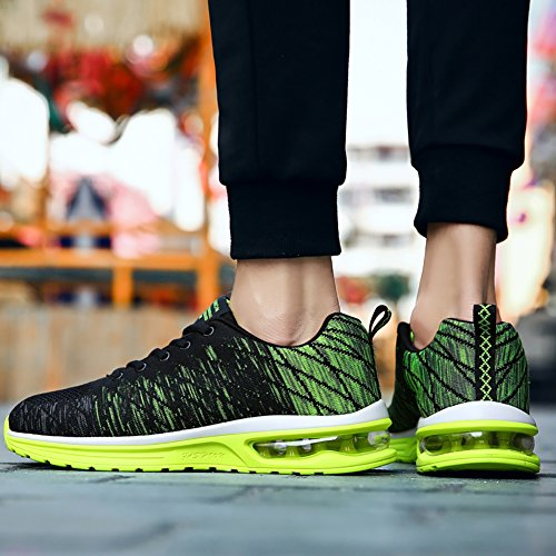 Gym Green Athletic Running 66 No Air Flyknit Town Shoes Jogging Fitness Women's Lover Men's Sneakers fWAWv