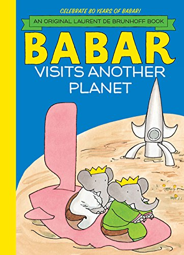 Babar Visits Another Planet pdf