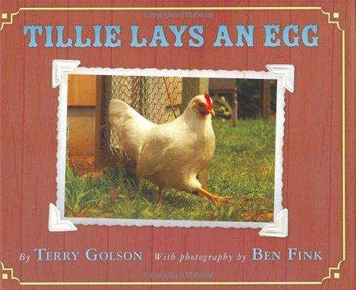 Tillie Lays An Egg ebook