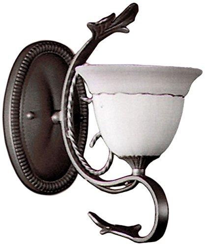 Classic Lighting 4110 BZ Treviso, Wrought Iron, Sconce/WallBracket, Bronze