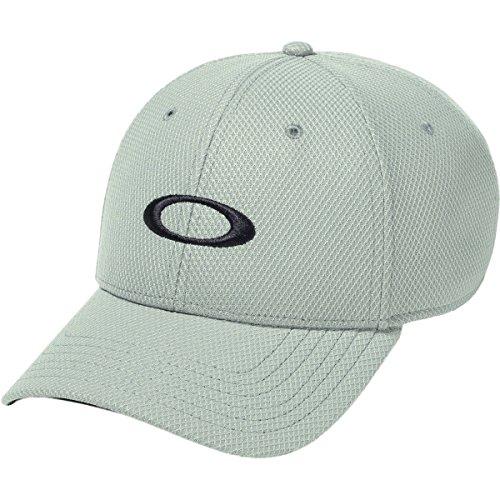 Oakley Men's Golf Ellipse Hat Hat, Stone Gray, One Size -