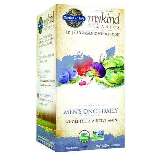 Сад Жизни mykind органические Мужская один раз в день, 60C Органическая Tablet