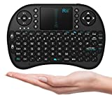 Rii 10038-RP i8 Mini 2.4GHz Wireless Touchpad Keyboard with Mouse for PC (Black) Review