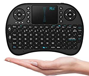 rii i8 mini 2 4ghz wireless touchpad keyboard with mouse for pc pad xbox 360 ps3. Black Bedroom Furniture Sets. Home Design Ideas
