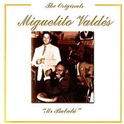 Miguelito Vald s - Mr Babalu (CD)