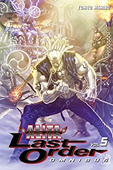 battle angel alita last order pdf