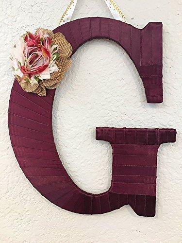 Amazon.com: Front Door Décor Decorative Letter Indoor or Outdoor