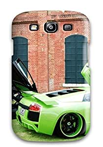 Defender Case With Nice Appearance (girls And Cars) For Galaxy S3