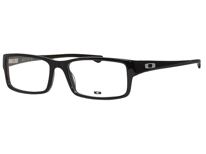 725c638a26 ... store oakley servo xl ox1066 0157 black eyeglasses 57mm e0a7c 8622e