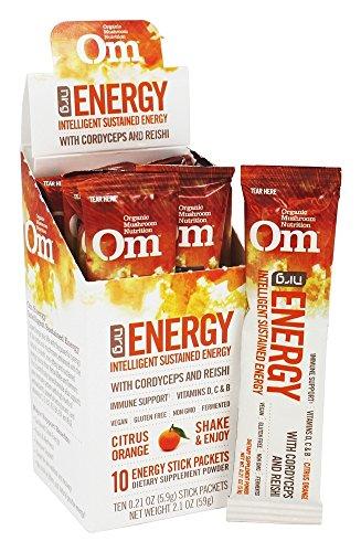 Nrg Matrix Energy Drink Powder - Citrus - 10 Packets ()