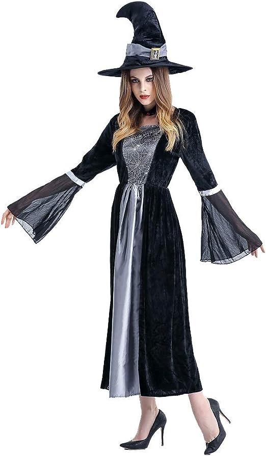 Xyfw Disfraz De Bruja Disfraces De Carnaval para Mujer Tallas ...