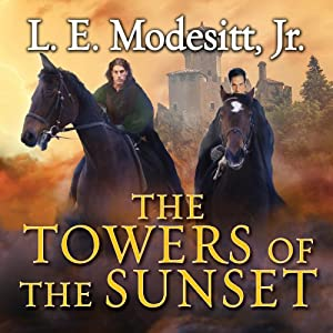 The Towers of the Sunset Hörbuch