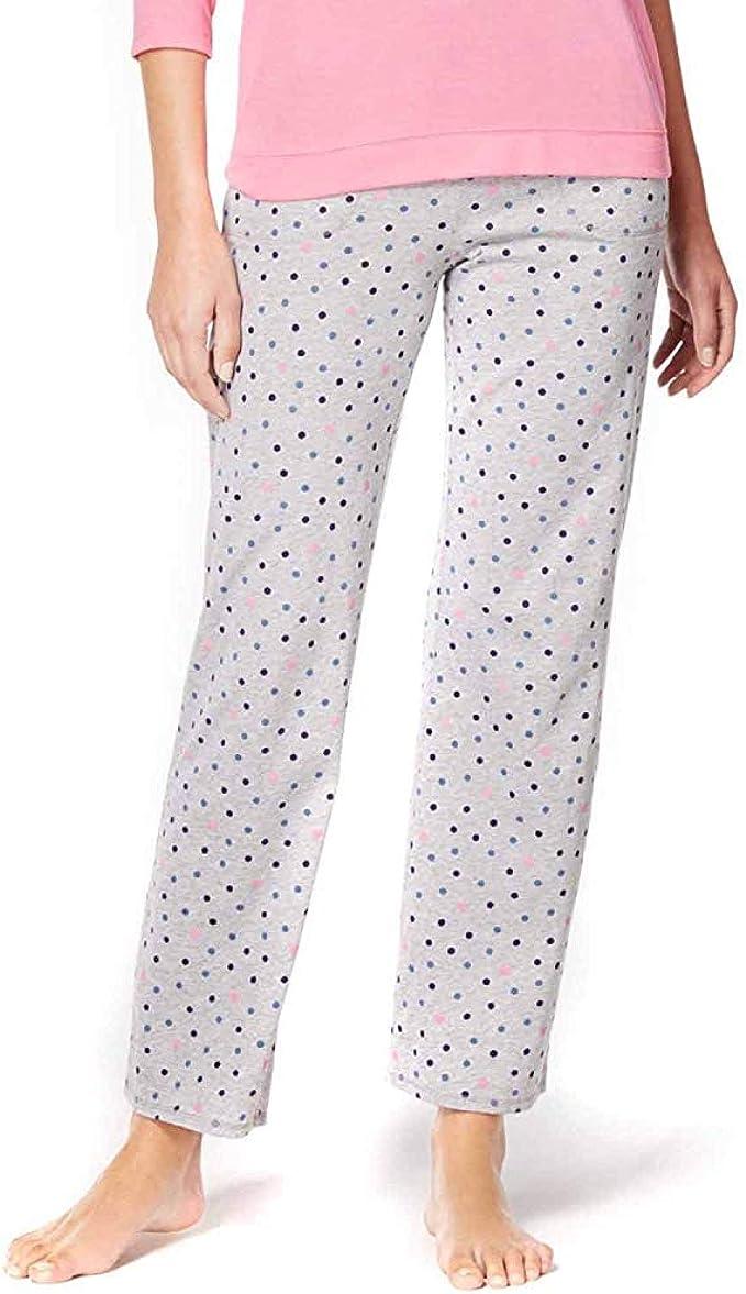 Jenni by Jennifer Moore Printed Jogger Pajama Pants