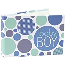 Malden Baby Boy Photo Album Holds 40 Photos, 4-Inch X 6-Inch, Multicolor