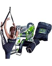 EverStretch Estiramiento de pierna: Mejora tu flexibilidad con el Equipo de Entrenamiento de Flexibilidad PRO. Dispositivo de Entrenamiento Premium para ballet, danza, MMA, artes marciales, yoga,etc.
