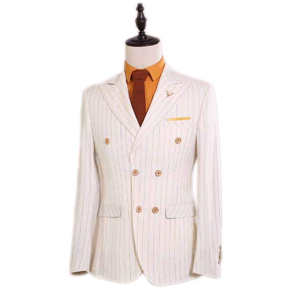 Love Dress Men's Suit 3-Piece Groom Dress Formal Gown 5XL