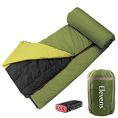 Battery Operated Sleeping Bags - 4