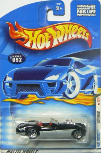 (Hot Wheels 2000-092 First Edition 32/36 Austin Healey 1:64)