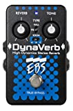 EBS DynaVerb Highly Dynamic Stereo Bass Reverb Pedal