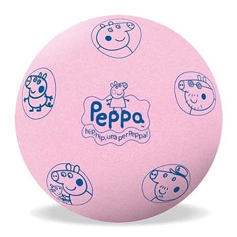 Peppa Pig - Soft Ball, 200 mm (Mondo 7924): Amazon.es: Juguetes y ...