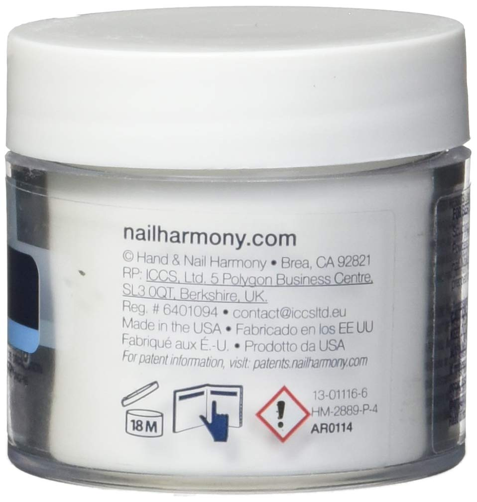 Nail Harmony Prohesion Sculpting Powder - CRYSTAL CLEAR - 28g / 0.8 oz by Harmony: Amazon.es: Belleza