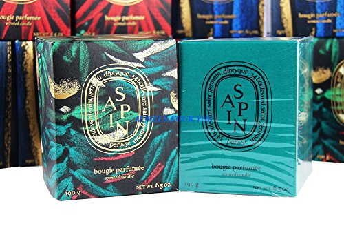 Diptyque Holiday 2015 Sapin Candle - 6.5 oz by Diptyque (Image #1)