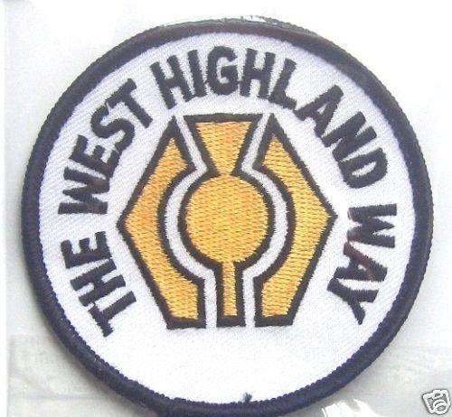 West Highland Way Milngavie Fort William Scotland Pin Badge