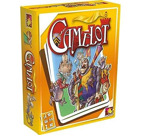 Asmodee – cam01 N – Camelot Nueva edición: Amazon.es: Juguetes y juegos