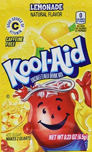 Kool Aid Lemonade - 5