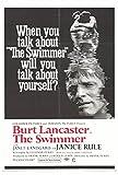 The Swimmer Poster 27x40 Burt Lancaster Janice Rule Janet Landgard
